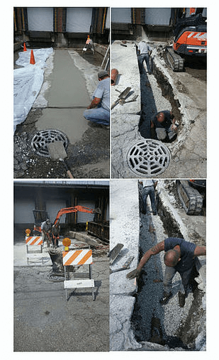 Morning Noon & Night Plumbing and Sewer – Storm Sewer Install in Chicago, Illinois
