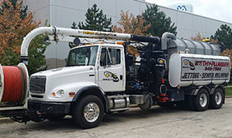Vactor Truck