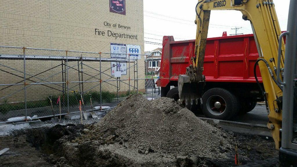 Sewer Replacement In Berwyn