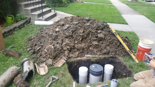 Catch Basin Cleaning Oak Park Il